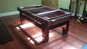 Correctly performing pool table installations, Mount Vernon Washington