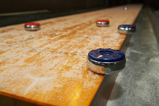 SOLO® Shuffleboard Movers Mount Vernon, Washington.
